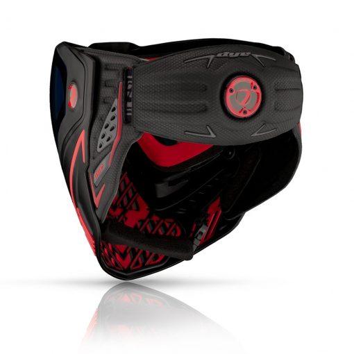 Paintball Online- Sua Loja de Paintball na Internet- Máscara Dye i5 - Fire 2.0